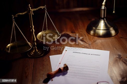 istock Testament ready to be signed 539441914