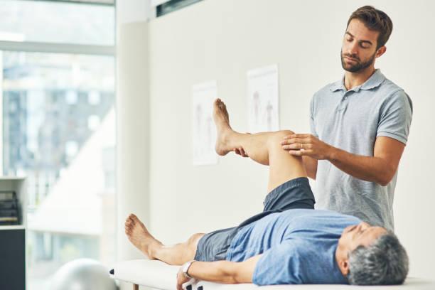 teste sua mobilidade - ortopedia - fotografias e filmes do acervo