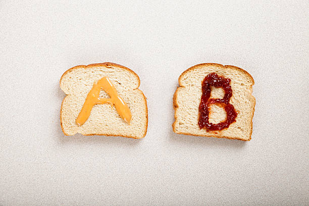 AB Testing with a sandwich