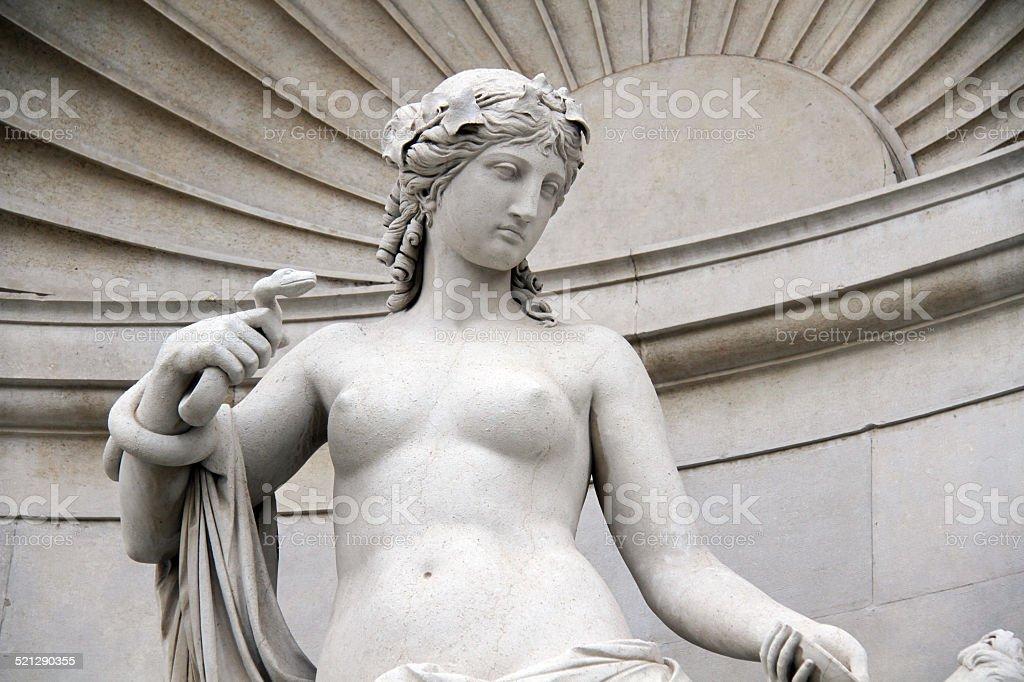 Tethys stock photo