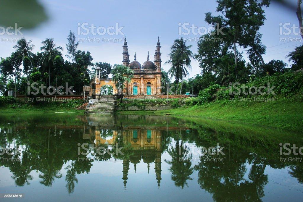 Tetulia Jame Mosque