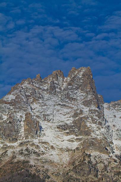 Tewinott Mountain stock photo