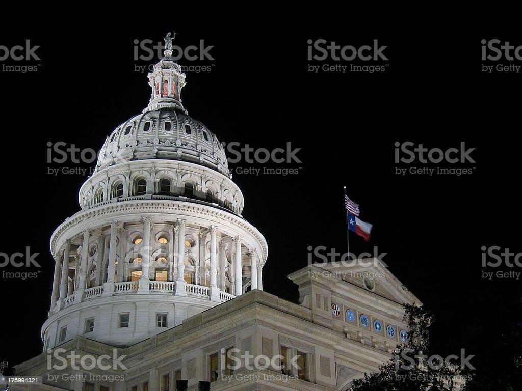 Texas Capitol II - Austin stock photo
