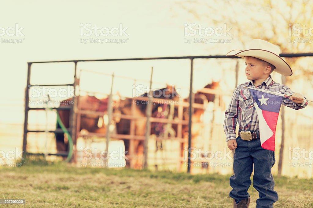 Vaqueros Texas - foto de stock