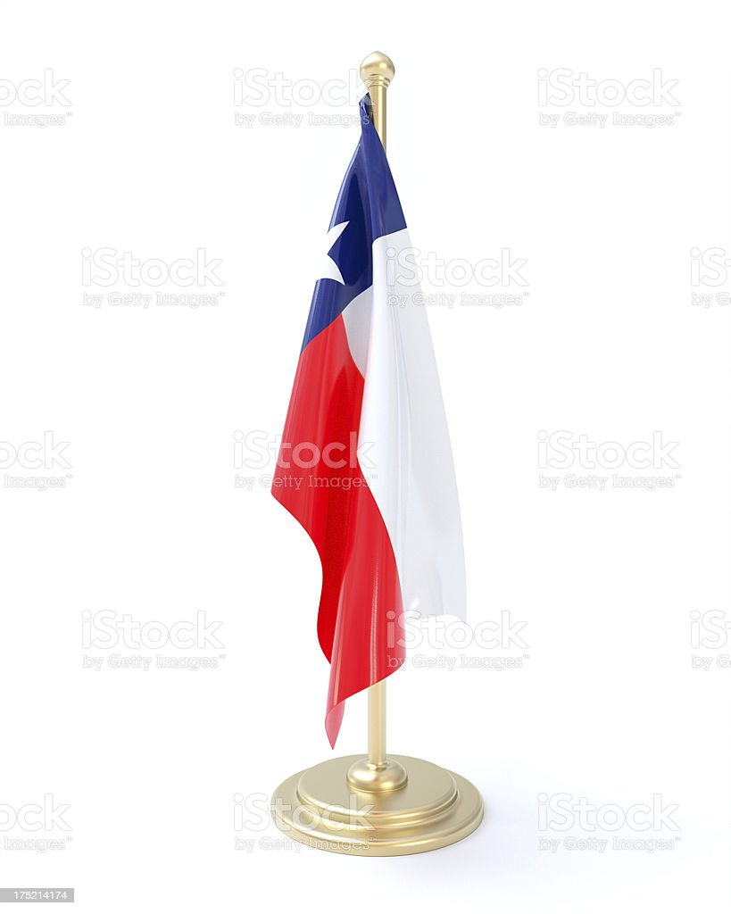 Texas Flag royalty-free stock photo