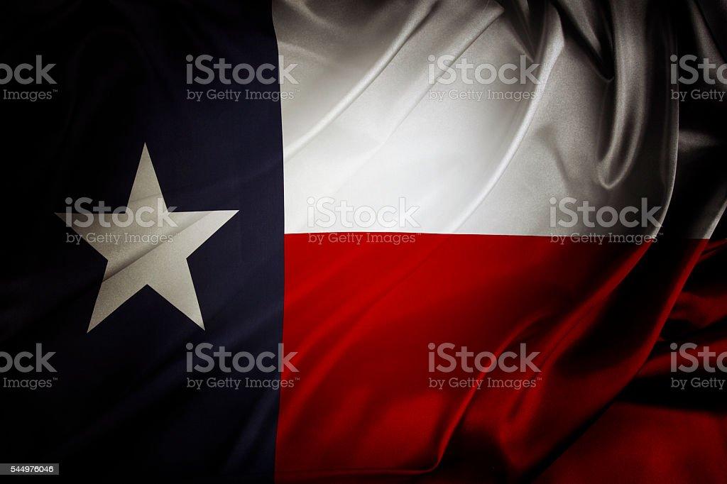 Flagge von Texas  – Foto