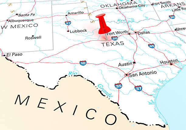 Image Of Texas Map.Best Texas Map Stock Photos Pictures Royalty Free Images Istock