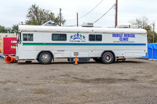 Mobile Health Bus