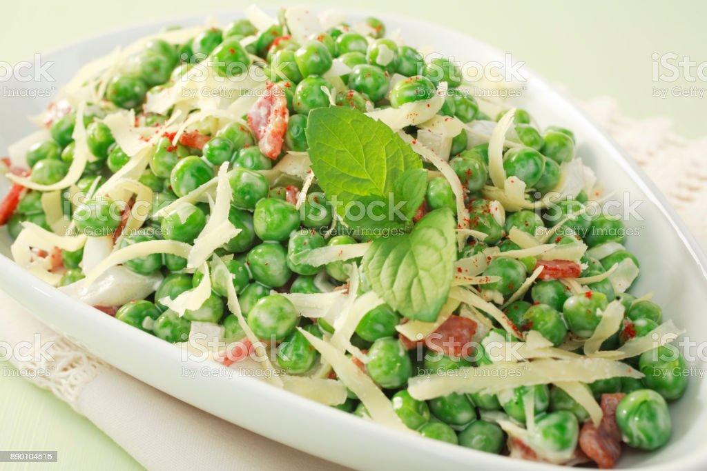 Texas Salad stock photo
