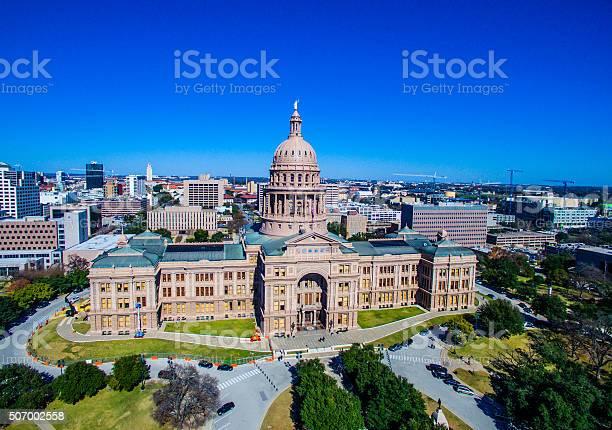 Texas state capitol building aerial view over austin tx 2016 picture id507002558?b=1&k=6&m=507002558&s=612x612&h=hmyv5o9wis3lglczzazrfpig2vh fhvuoq4ogaumbu0=