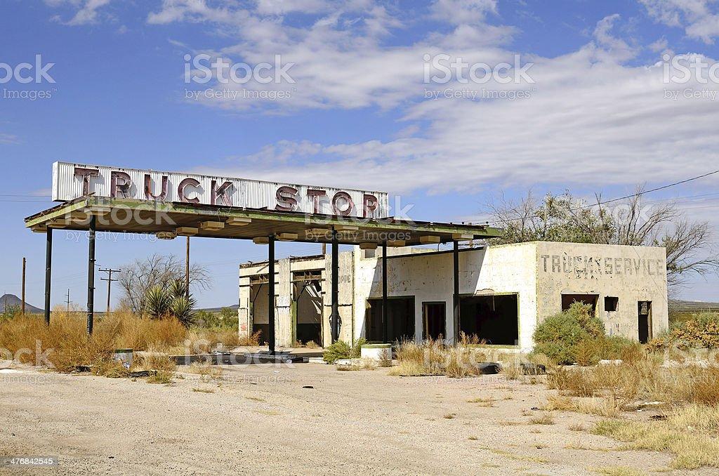 Texas Truck stock photo