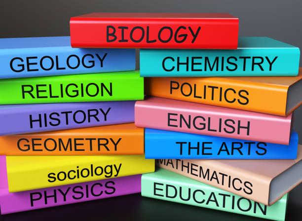 text-bücher - soziologie stock-fotos und bilder