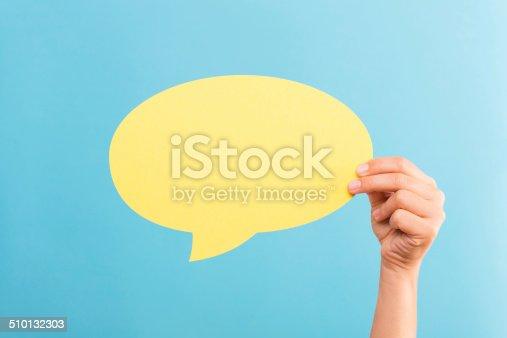 1146949110istockphoto Text Bubble 510132303