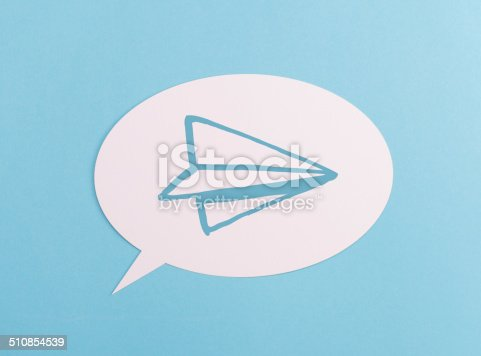 1146949110istockphoto Text Bubble with symbol 510854539