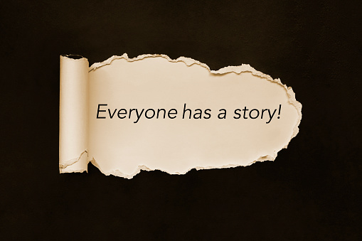 Text Everyone Has a Story