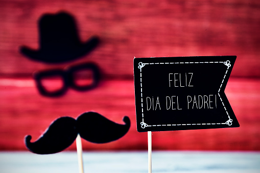 text feliz dia del padre, happy fathers day in spanish