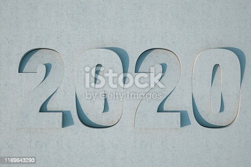 istock 2020 Text with Concrete 1169643293