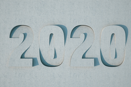 istock 2020 Text with Concrete 1169643293