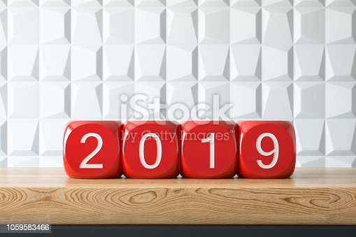istock 2019 Text with Dices 1059583466
