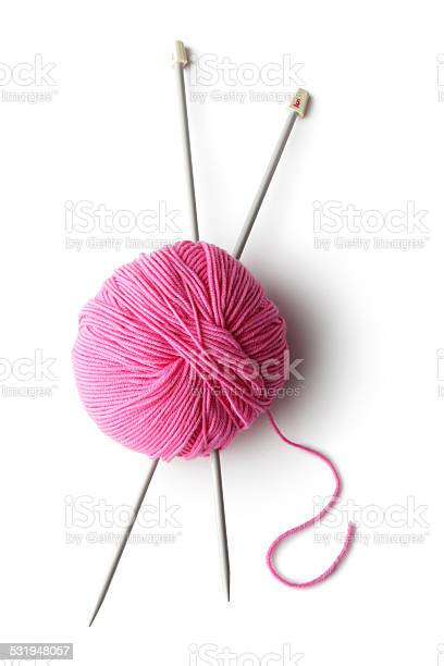 Textile ball of wool and knitting needles picture id531948057?b=1&k=6&m=531948057&s=612x612&h=i evvsgnngr8znacur vkxturhqzonoz ry3mct rny=
