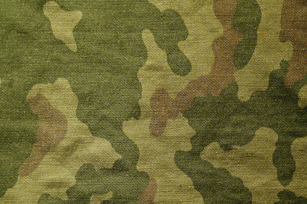 Textile camouflage cloth pattern. Textile camouflage cloth pattern. Abstract background and texture for design and ideas. camouflage stock pictures, royalty-free photos & images