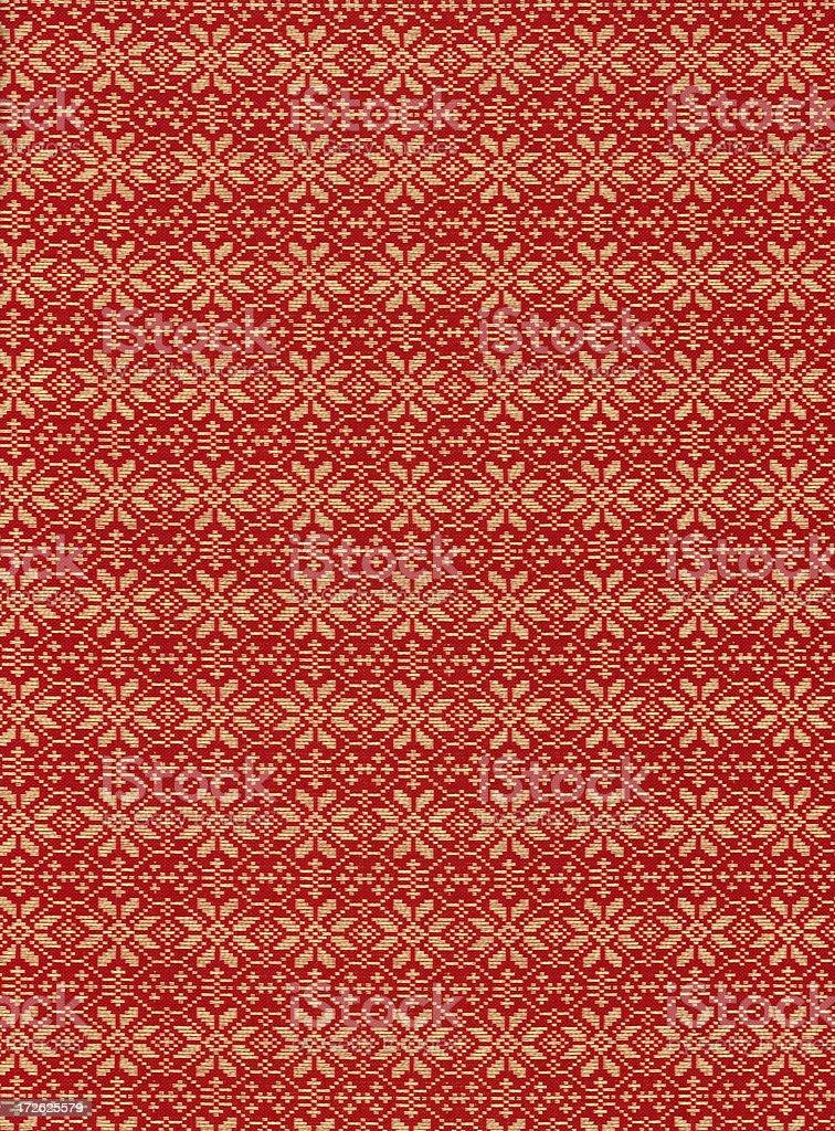 textile christmas royalty-free stock photo