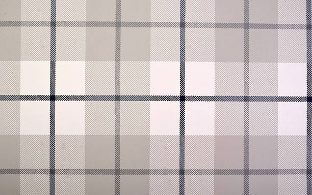 Textile Detail Background Seamless texture, plaid patterned textile background plaid stock pictures, royalty-free photos & images