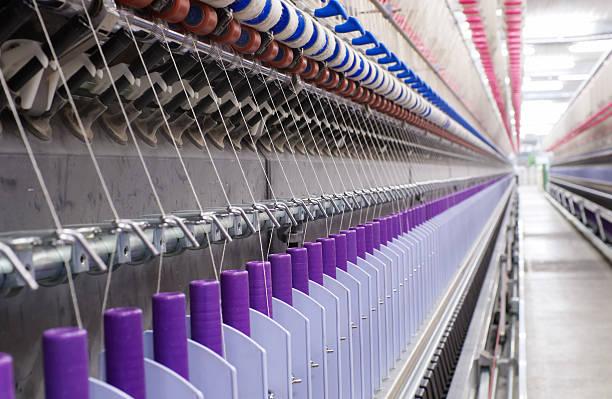 Textile factory – Foto