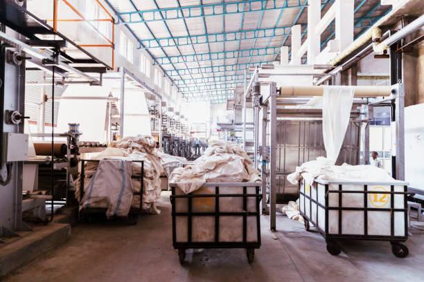 Textilindustrie in Indien – Foto