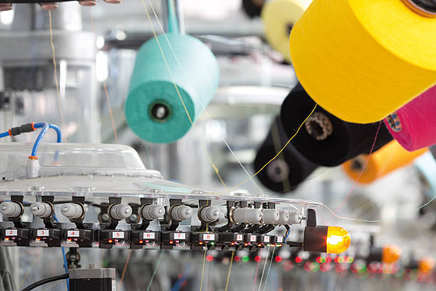 Best Textile Industry Stock Photos, Pictures & Royalty-Free Images