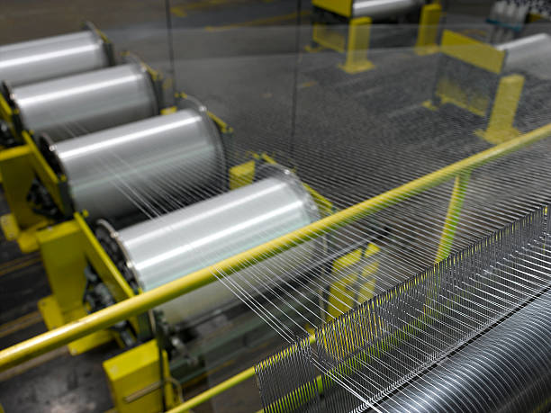 textile mill - - nylon stock-fotos und bilder