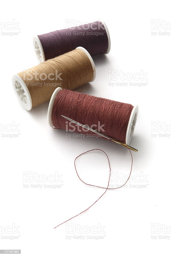 Textile: Shades of Brown royalty-free stock photo