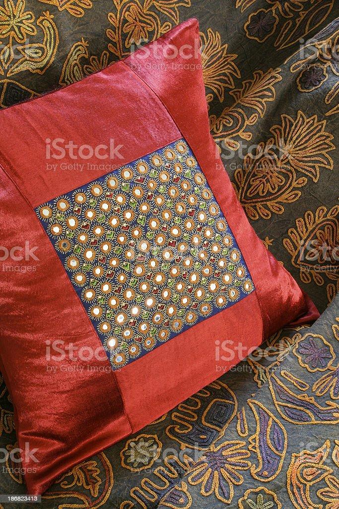 Textile-India 2 royalty-free stock photo