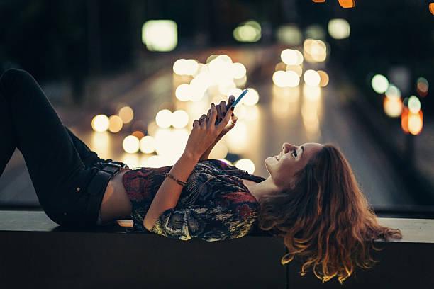 hochzeit am abend - gute nacht text stock-fotos und bilder