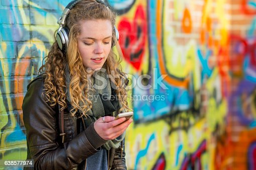 istock Texting on a Cell Phone 638577974