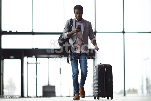 istock Texting on the move 944279456