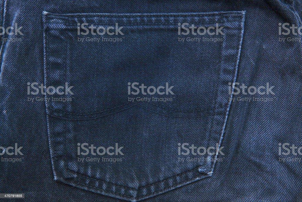 Textura denim royalty-free stock photo
