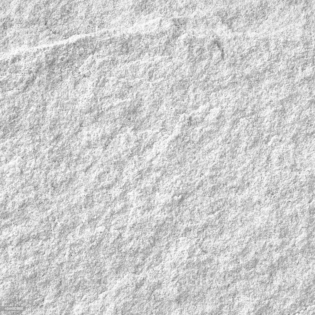 Texture And Seamless Background Of White Granite Block Stone Stock