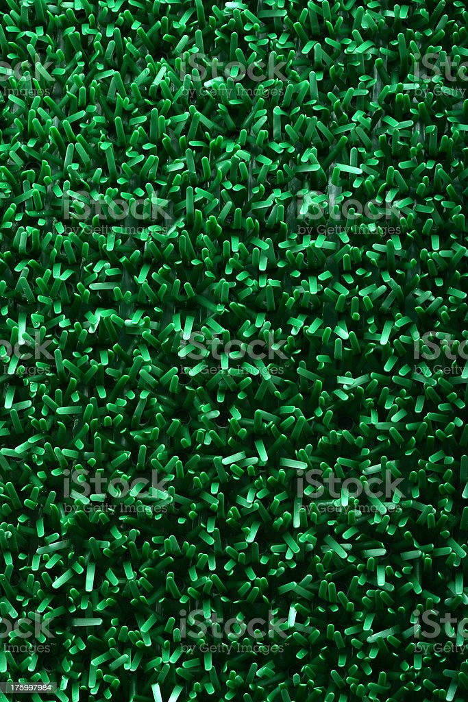 Texture: Astro Turf stock photo
