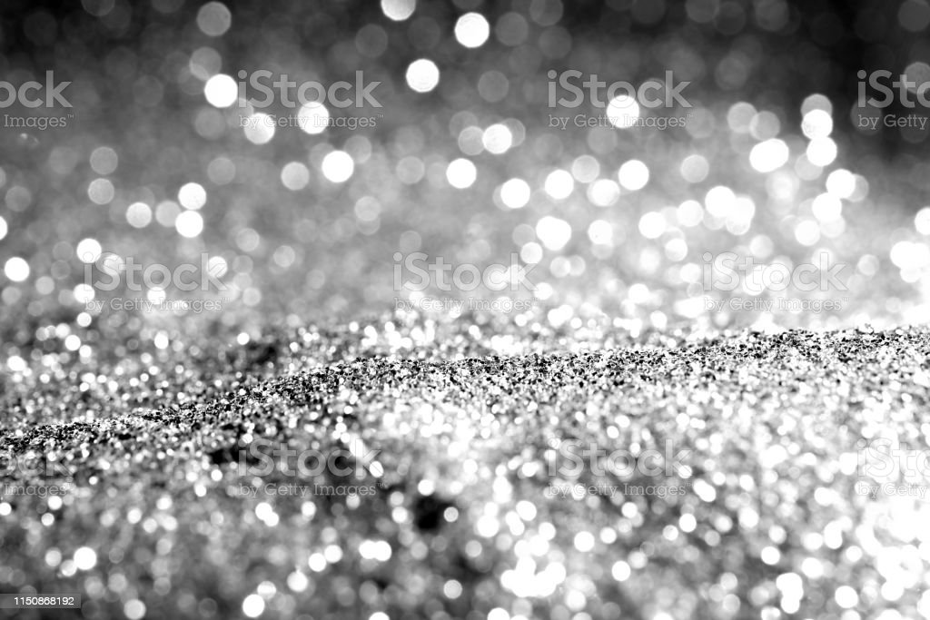 Texture Background Abstract Black And White Or Silver ...