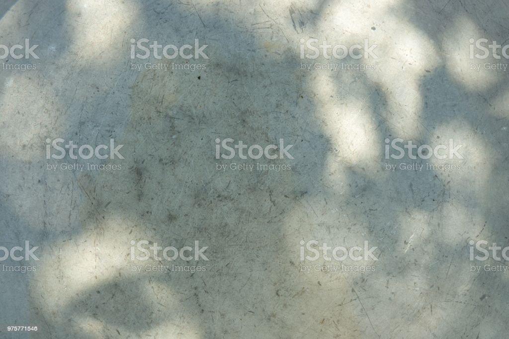 Hintergrund grau Aluminium Vintage alte Texturoberfläche, - Lizenzfrei Abstrakt Stock-Foto