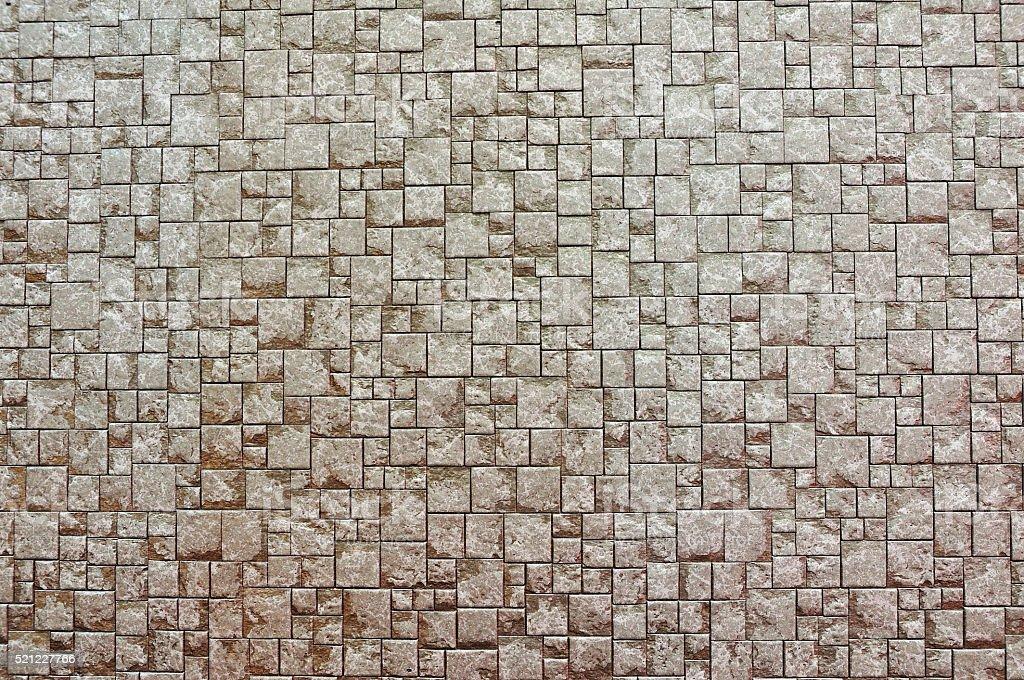 Sfondo di texture di muro di mattoni marrone fotografie stock e