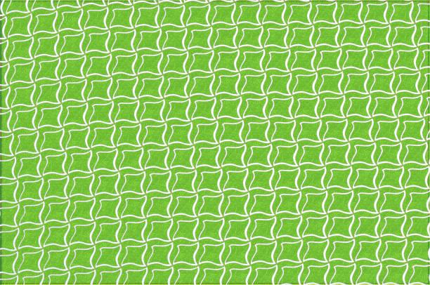 textura, fondo, patrón. abstracción. fondo verde de relieve. rombos de color blanco. equipo de dibujo - geometric background fotografías e imágenes de stock