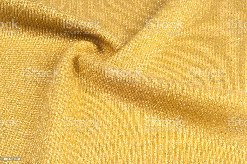 Textuur achtergrond patroon structuur van een gouden tint bronzen