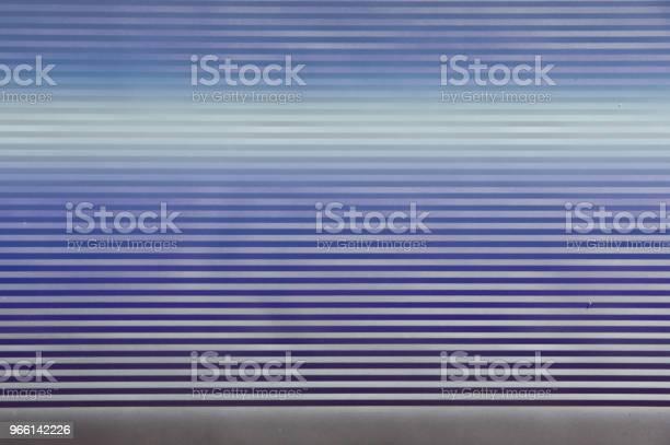 Текстура Фон Рисунок Металлические Окрашенные Ставни — стоковые фотографии и другие картинки Алюминий