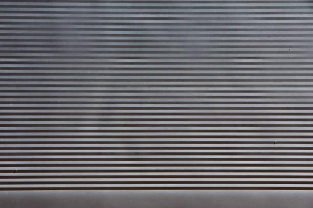 textura, Fondo, patrón. Metal pintado de persianas - foto de stock