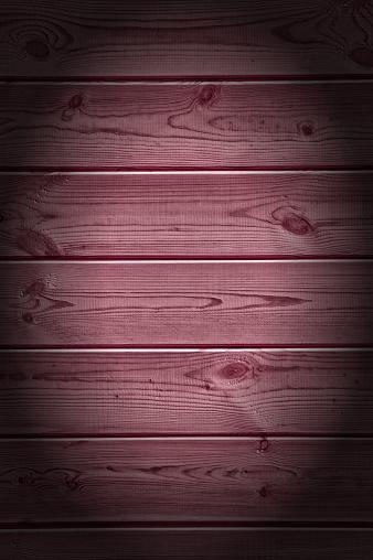 Textur Bakgrund Mönster De Rödmålade Styrelserna Är Synliga Från Ovan Som Bakgrund Med Utrymme För Kopiering Och Montering-foton och fler bilder på Abstrakt