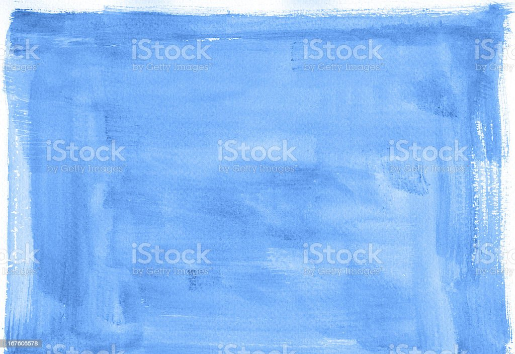 texture blue watercolor royalty-free stock photo