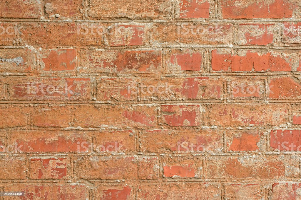 Texture.   Brick  photo libre de droits