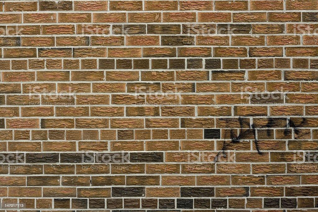 Texture brick wall royalty-free stock photo